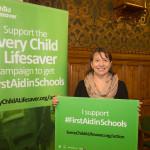 Teresa Pearce - campaign launch