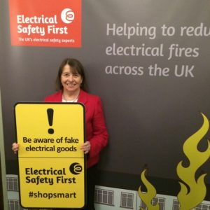 teresa-pearce-mp-electrical-safety-first